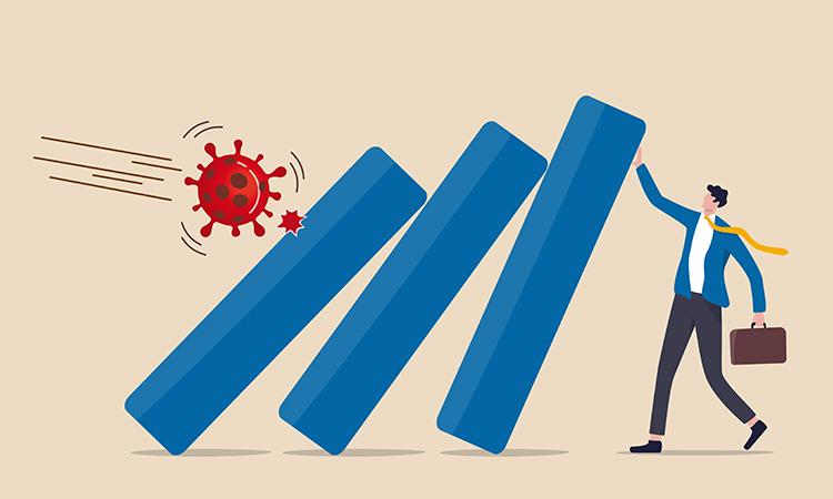 Come l'azienda può superare la crisi economica - Mama Industry