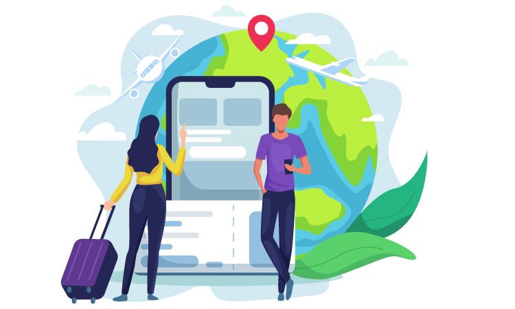 marketing turistico digitale settore travel