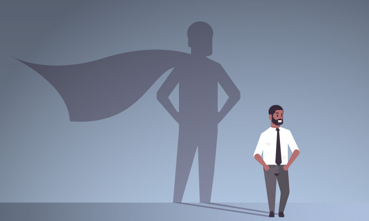 Da manager a leader, da superman a popstar