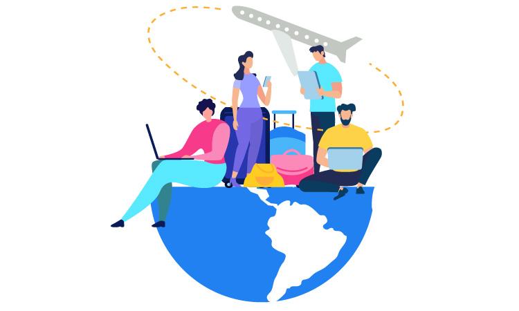 Turismo digitale e genY e genZ